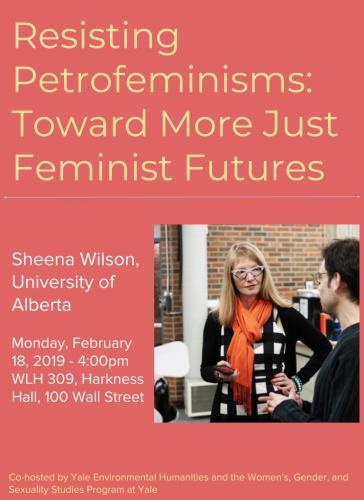 Sheena Wilson Poster